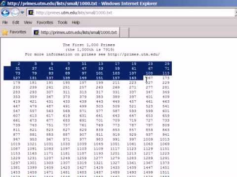 Excel Magic Trick 864: Getting Data From Internet Into Excel -- Paste Special Text