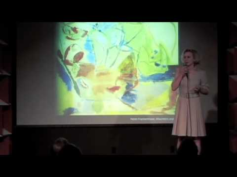"TEDxSpartanburg - Betsy Fleming - ""Why I love Art"""