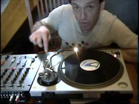 Dj tutorial, mix lesson 1 for the beginner!!!!!