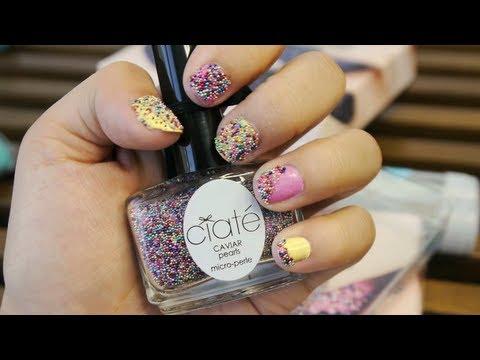 Micro Bead Nails