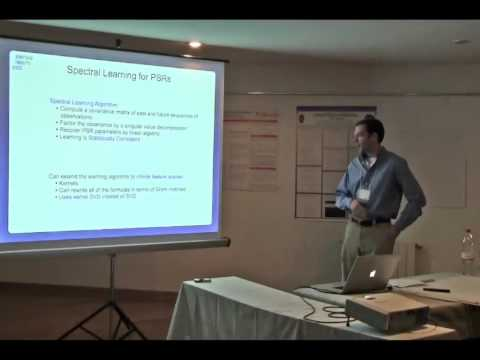 NIPS 2011 Sparse Representation & Low-rank Approximation Workshop: Online Spectral...