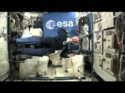 "Kuipers ""Drops In"" on Hometown From Space"