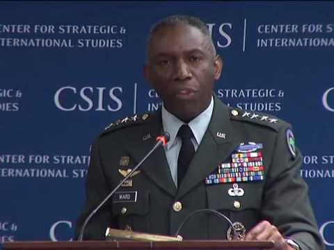 Video Highlight: Military Strategy Forum: Gen. William E. Ward, Commander, U.S. Africa Command