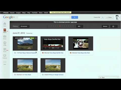 Google I/O 2012 - Integrating Google+ Into Mobile Apps