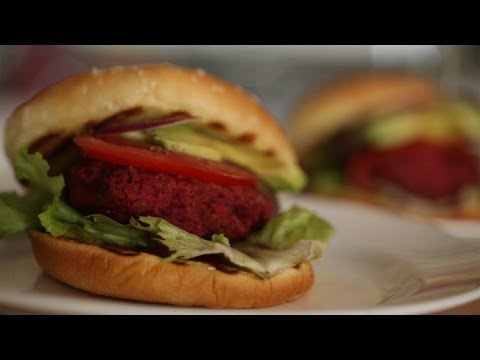 Skillet Veggie Burger Recipe: Make It (How to) || Kin Eats