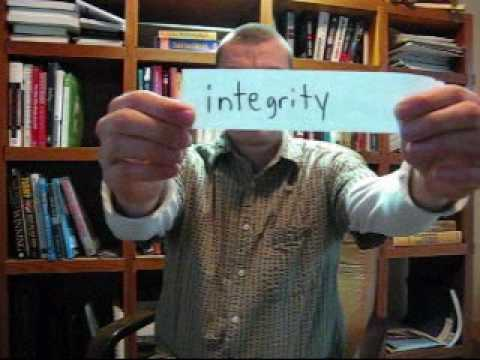 Learn Business Conversation English Lesson 157 (integrity, honesty)