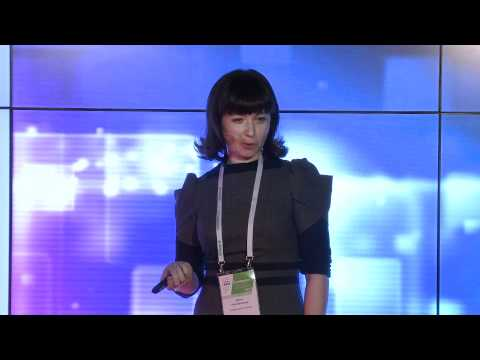 TEDxSkolkovo - Elena Kovalevskaya  - Why is the sky blue?