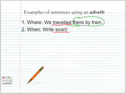 Parts of Speech: Adverbs & Prepositions by Elvin