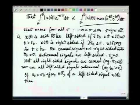 Lecture-41 Inverse Laplace Transform