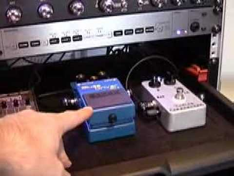 Justin's Amp Rig (GG-009) How to play