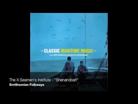 """The X Seamen's Institute - """"Shenandoah"""""""