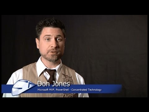 SQL Server 2012 Top 3 Features - Don Jones Interview