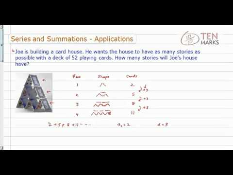 Applications of Series and Summation