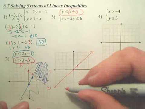 Algebra 1  6.7