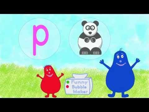 Phonics with The Funnies 3 - /p/