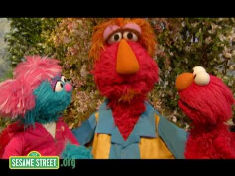 Sesame Street: When Families Grieve Message for Families: Big Feelings