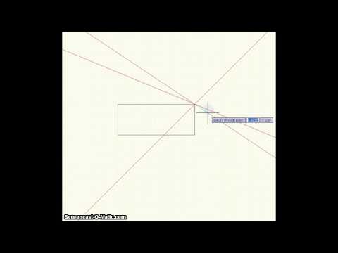 Drafting Basics: Construction Lines