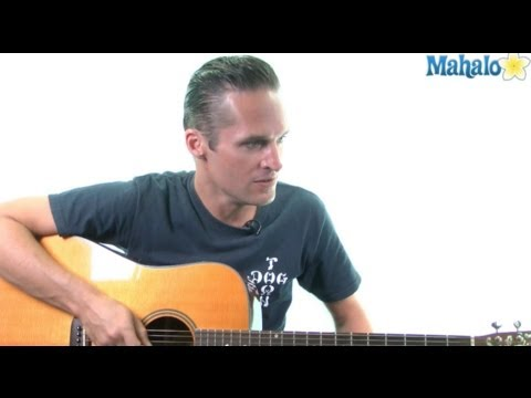 """How to Play """"Hang On Sloopy"""" by The McCoys on Guitar"""