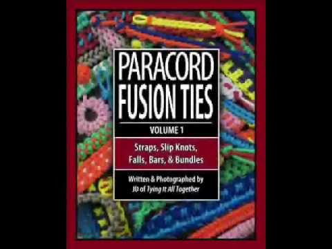 Paracord Fusion Ties Volume 1 - Available Now for Pre-Order (46% Off)!