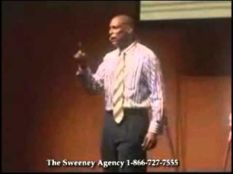 Eric Bailey - Speaker on Motivational Strategie
