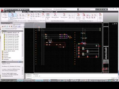 AutoCAD Electrical 2010 Design and Drafting Productivity Tools