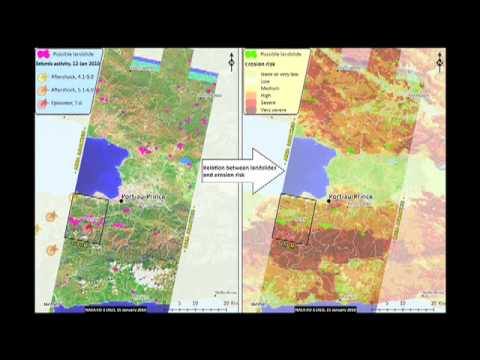 NASA Helps I.D. Landslide Threats in Haiti