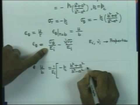 Lecture - 14 Advanced Strength of Materials