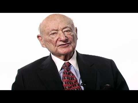 Why Ed Koch Doesn't Fear Death
