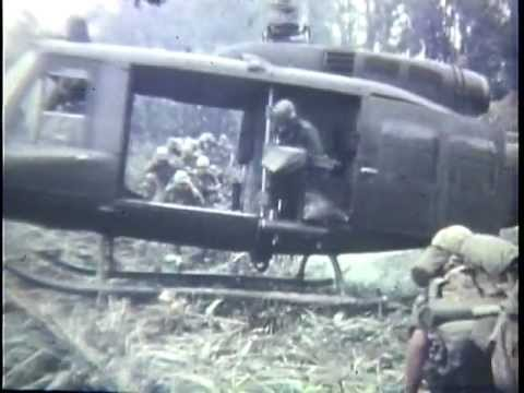 101st Airborne Division Returns To A Shau Valley (1970)