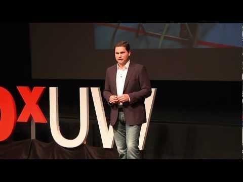 TEDxUW - John Baker - Why we need to unleash the next big education revolution