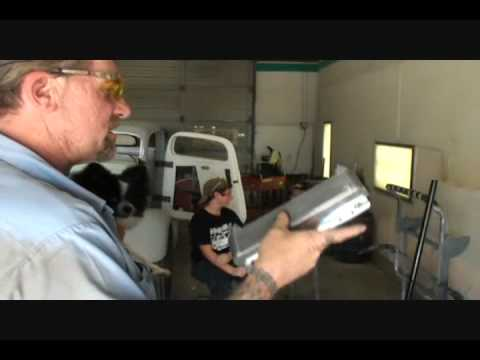 Automatic Transmission Cooler Installation-Do It Yourself! Part 3