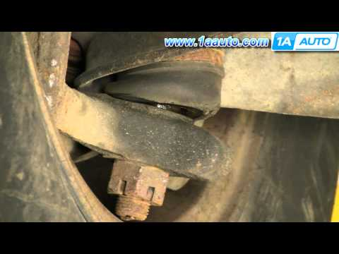 Auto Repair: Is My Car or Truck Suspension Ball Joint Bad??? - 1AAuto.com