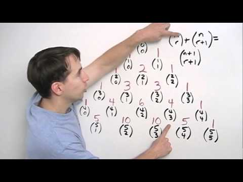 Art of Problem Solving: Introducing Pascal's Triangle