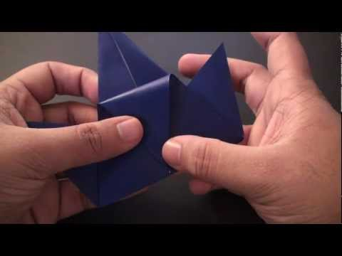 Origami Daily - 102: Talking Bird - TCGames [HD]