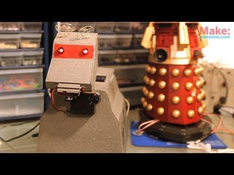 DJ Sures' Hacked Toy Robots