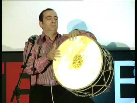 TEDxBakı- Natig Shirinov- If there is a rhythm, there is a life