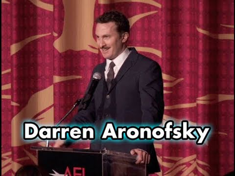 Darren Aronofsky Introduces BLACK SWAN at AFI Fest 2010 Presented by Audi