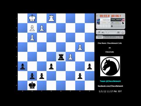 Cube Fanatics Warzone Chess Tournament [76]