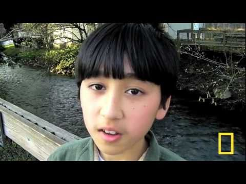 National Geographic Bee 2011 - WA Finalist