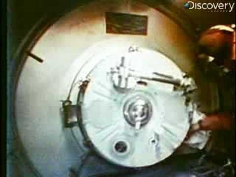 Classic NASA Film - Apollo Soyuz - #2