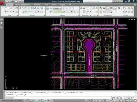 AutoCAD: Exploring the External Reference options | lynda.com tutorial