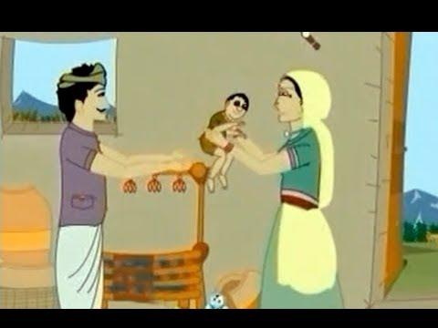 Panchatantra Tales - Wafadar Nevla - Hindi - Animated Story For Kids