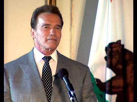 Schwarzenegger: I'd Work for Obama