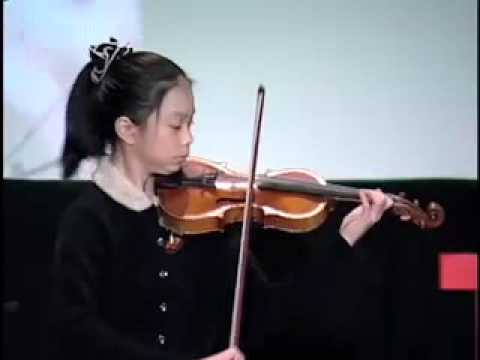 Sirena Huang: Dazzling set by 11-year-old violinist