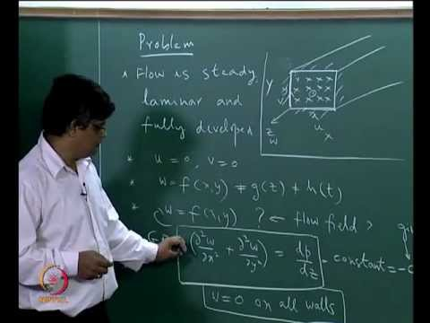 Mod-01 Lec-01 Motivation for CFD and Introduction to the CFD approach