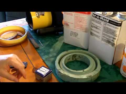 How to make the Nemo 200 part 2 of 12