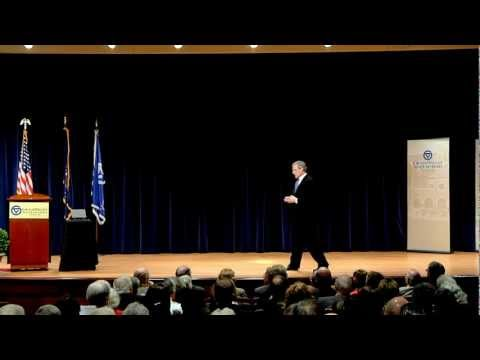 HC Preview- COL Hauenstein Fellowship Award - 1st recipient President Gerald Ford