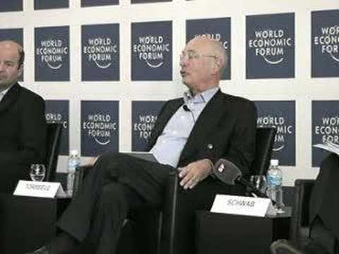 Davos Annual Meeting 2007 - Pre-Davos Press Conference (Pt6)