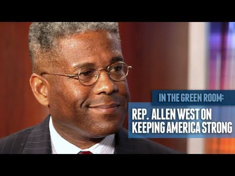 Congressman Allen West on Keeping America Strong