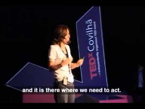 TEDxCovilhã - SusanaCarvalho - Once upon a time there was an enchanted planet